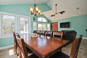 Top Floor - Dining Table